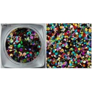 Urban ung 53  Metallic confetti glitter