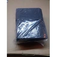table towel 125 stuks zwart