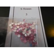 s flower 3 (licht rose)