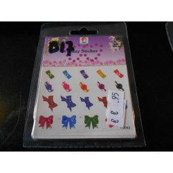 sticker B 17