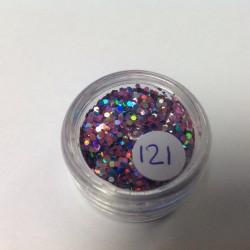 Glitter grof 121