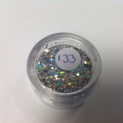 Glitter grof 133