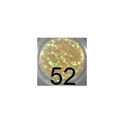 Glitter grof 52