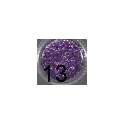 Glitter grof 13