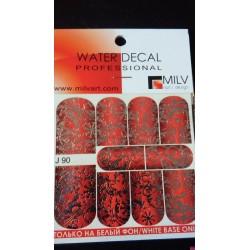 Waterdecal  j90