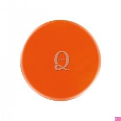 Quida acryl bright donker orange