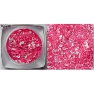 Urban ung 50  Neon pink confetti
